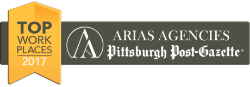 Top Work Places 2017 - Arias Agencies - Pittsburgh Post-Gazette
